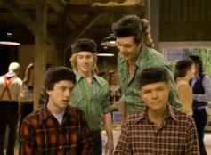 That '70s Show 05x17 : The Battle of Evermore (a.k.a. Pioneer Days)- Seriesaddict